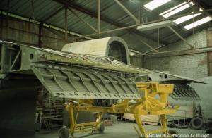 Lanc 1996 travaux sur le fuselage 002