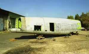 Lanc 1999_02 peinture du fuselage arriére