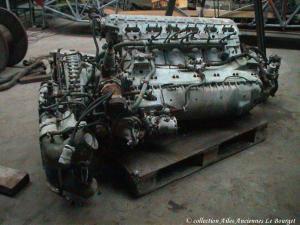 Lanc 2000_01 échange de pieces moteur contre 4 pales d'élice et restauration d'un moteur